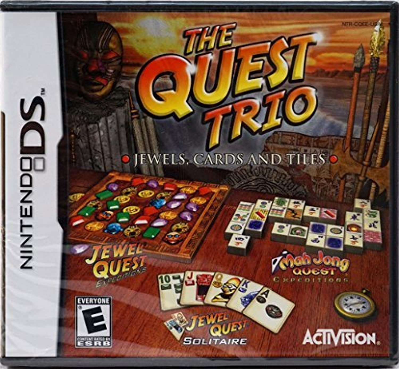 Quest Trio - Nintendo DS [並行輸入品]