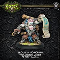 Privateer Press - Hordes - Trollblood: Trollkin Sorcerer Model Kit [並行輸入品]