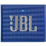 JBL GO Bluetoothスピーカー ポータブル/ワイヤレス対応 ブルー 【国内正規品】 JBLGOBLUE