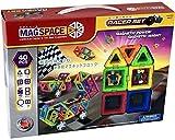 「日本版正規品」MAGSPACE・マグスペース 40 高級「レースセット」 創造力を育てる知育玩具