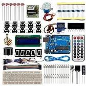 Arduinoをはじめよう 互換キット UNO R3対応互換ボード 初心者専用実験キット 基本部品セット20 in 1 Arduino sidekick basic kit