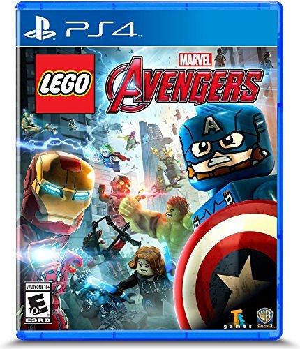 LEGO Marvel's Avengers - PlayS...