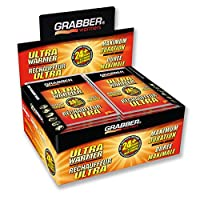 Grabber Warmers 24+ Hour Ultra Warmers Maximum Duration (30 Pocket Warmers) by Grabber
