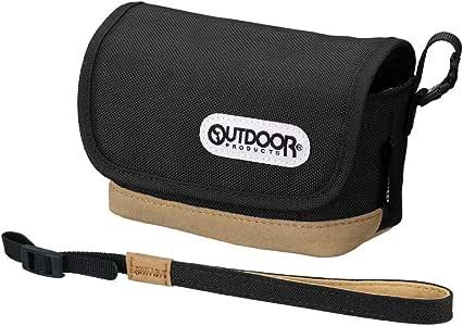 OUTDOOR PRODUCTS (アウトドアプロダクツ) カメラポーチ03 ブラック ODCP03BK