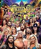 WWE レッスルマニア34 Blu-ray 日本のプレーヤーで再生可能 日本語字幕なし シンスケ・ナカムラ 日本人初の快挙‼レッスルマニアでWWE王..