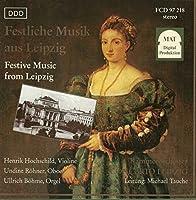 Festive Music From Leipzig