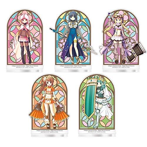 一番くじ マギアレコード 魔法少女まどか☆マギカ外伝 F賞 アクリルスタンド 全5種