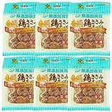 ドギーマン 犬用おやつ 無添加良品 香ばし鶏ささみチップス 120g×6個セット(まとめ買い)