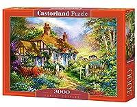 Castorland パズル 森の中のコテージ(3000ピース)