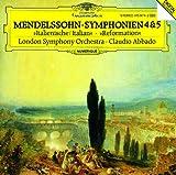 メンデルスゾーン:交響曲第4番《イタリア》&第5番《宗教改革》