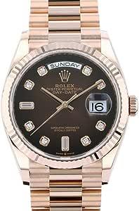 ロレックス ROLEX デイデイト 36 128235A 新品 腕時計 メンズ (W193355) [並行輸入品]