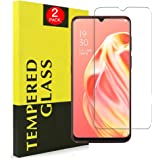 SupRShield [ 2 Pack ] for Oppo A91 Tempered Glass LCD Anti Scratch Screen Protector Film Guard (2 Pack)
