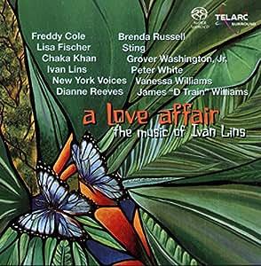 Love Affair: Music of Ivan Lins (Hybr)