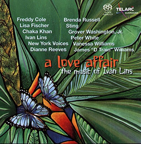 Love Affair: Music of Ivan Lins (Hybr)