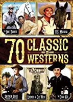 70-Classic Western Stories [DVD] [Import]