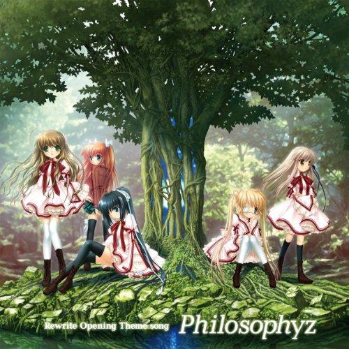 Rewrite Opening Theme song / Philosophyz