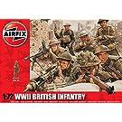 1/72 イギリス軍歩兵セット (北ヨーロッパ戦線) A01763