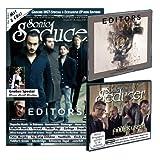 Sonic Seducer 07/08 2013: + exkl. Editors-EP + weitere CD