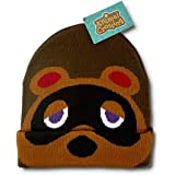 Controller Gear Authentic and Officially Licensed Animal Crossing - New Horizon- Tom Nook Beanie - Not Machine Specific
