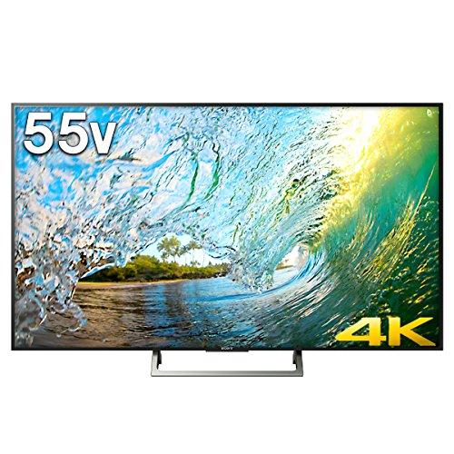 ソニー 55V型 液晶 テレビ ブラビア KJ-55X8500E 4K Android TV 外付けHDD録画外付けHDD裏番組録画 2017年モデル