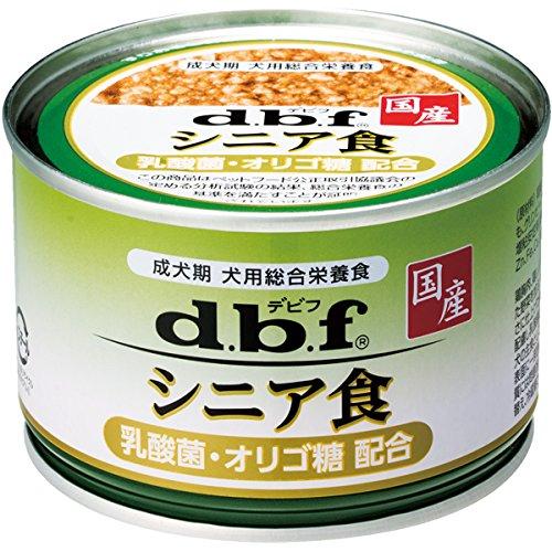 シニア食 乳酸菌・オリゴ糖配合 150g×24缶