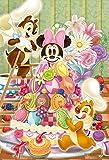 99ピース ジグソーパズル ディズニー デリシャス・マカロンツリー 【プチライト】(10x14.7cm)