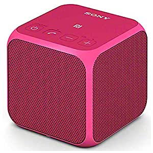 SONY ワイヤレスポータブルスピーカー Bluetooth対応 ピンク SRS-X11/P