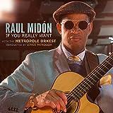 イフ・ユー・リアリー・ウォント (If You Really Want / Raul Midon [with Metropole Orkest, conducted by Vince Mendoza]) [CD] [輸入盤] [日本語帯・解説付]