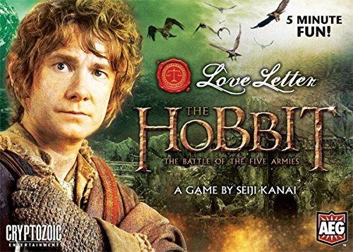 ラブレター ザ ホビット (紙箱) (Love Letter: The Hobbit) (Boxed Edition) [並行輸入品] カードゲーム