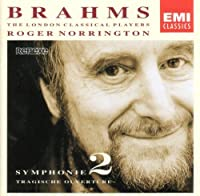 Symphony 2 / Tragic Overture by Brahms