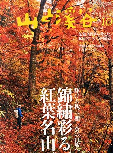 山と溪谷2015年10月号 特集「輝ける秋、一期一会の山旅へ 錦繍彩る、紅葉名山。」の詳細を見る