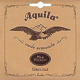 Aquila ウクレレ弦 ナイルガット コンサート用 76cm AQ-CR 7U