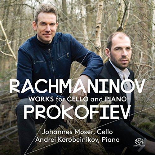 Rachmaninov/Prokofiev:Works For Cello & Piano