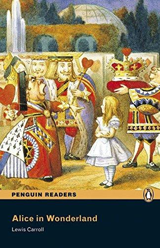 Alice in Wonderland CD Pack (Book &  CD) (Pearson English Graded Readers)の詳細を見る