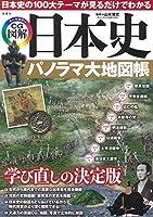 日本史 パノラマ大地図帳