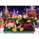 ダイゴー ディズニー 3Dポストカードドナルドのクリスマス S3584