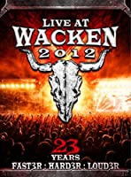 Live at Wacken 2012 [DVD] [Import]