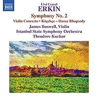Symphony No.2: Violin Concerto/Kocekce/Dance Rhapsody