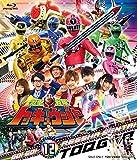スーパー戦隊シリーズ 烈車戦隊トッキュウジャー VOL.12<完> [Blu-ray]