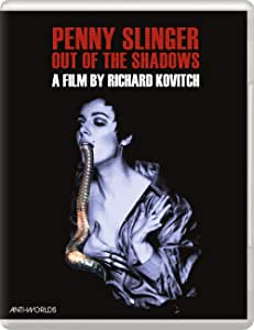 Penny Slinger: Out Of The Shadows (Ltd Edition) [Blu-ray]