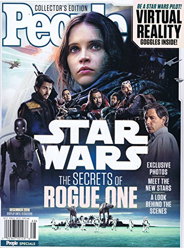 People Spc:Star Wars:Rogue One [US] December 2016 (単号)の詳細を見る