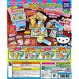 ハローキティ おしごとたいけん!まちのカラフル アイスクリームやさん 全5種 Hello Kitty