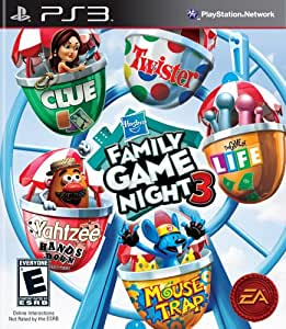 HASBRO FAMILY GAME NIGHT 3 (輸入版:北米・アジア) - PS3