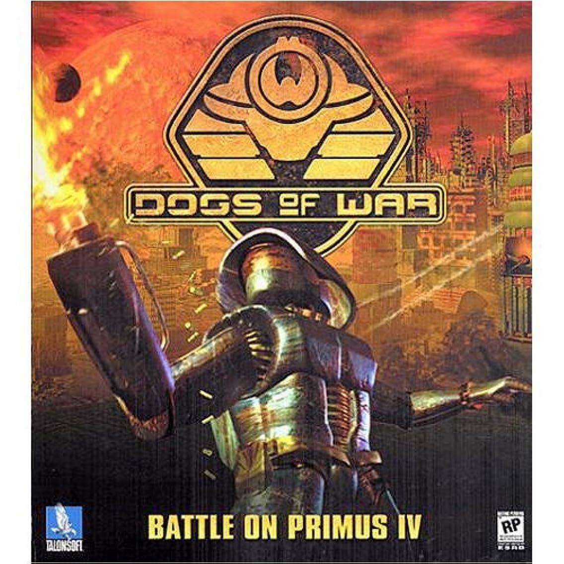 信条神経持つDogs of War: Battle On Primus IV (輸入版)