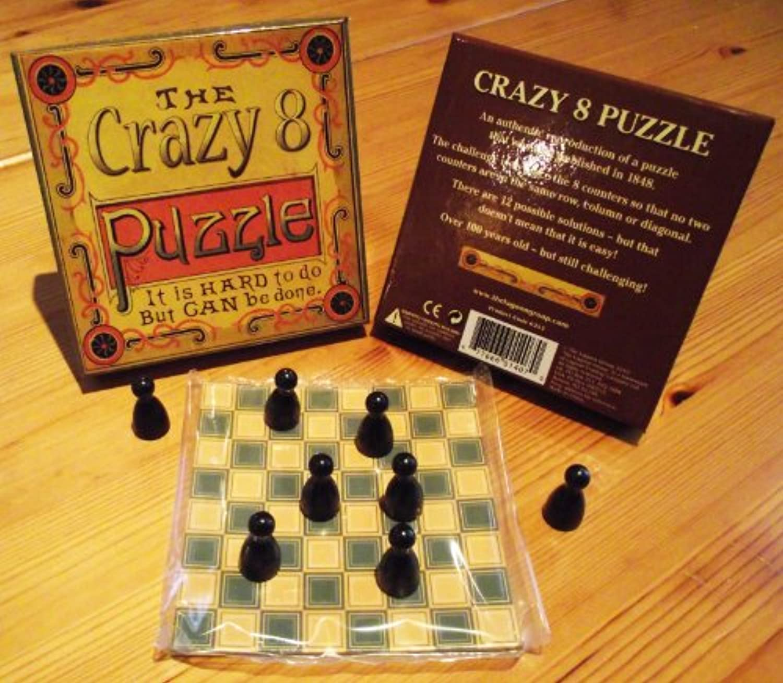 Crazy 8 Puzzle