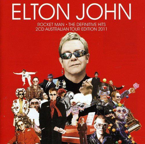 Rocket Man: the Definitive Hits-Australian Tour ed