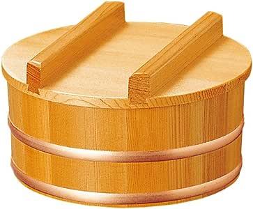 ヤマコー 椹ちらし桶(ウレタン塗装) 浅型