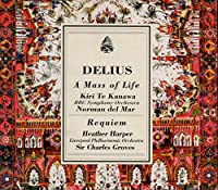 A Mass Of Life / Requiem: Mar, Bbc So. & Chorus