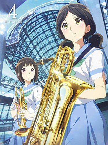 響け ユーフォニアム2 4巻  DVD