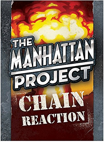 The Manhattan Project Chain Reaction Board Game [並行輸入品]